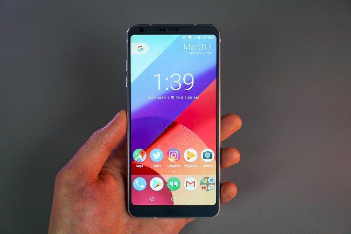 هاتف ال جي جي LG G6 6