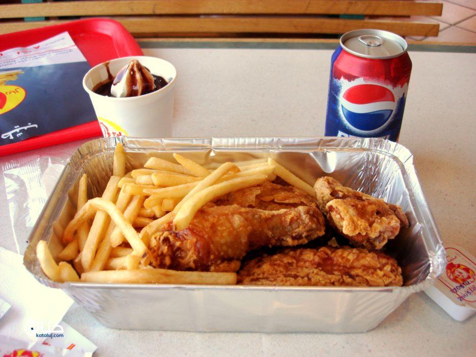 اسعار وجبات كنتاكي